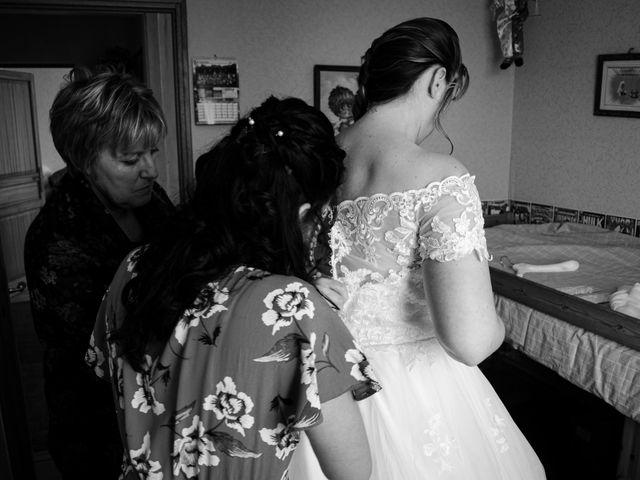 Le mariage de Thibaut et Claire à Beaumotte-lès-Pin, Haute-Saône 20