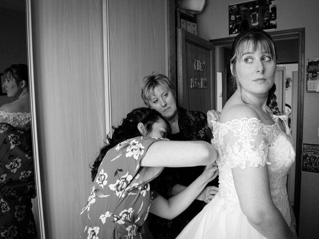 Le mariage de Thibaut et Claire à Beaumotte-lès-Pin, Haute-Saône 21