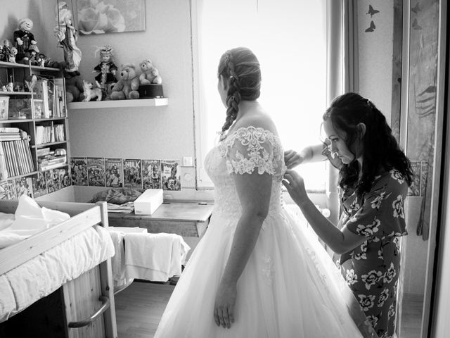 Le mariage de Thibaut et Claire à Beaumotte-lès-Pin, Haute-Saône 22
