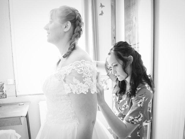 Le mariage de Thibaut et Claire à Beaumotte-lès-Pin, Haute-Saône 23