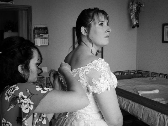 Le mariage de Thibaut et Claire à Beaumotte-lès-Pin, Haute-Saône 25