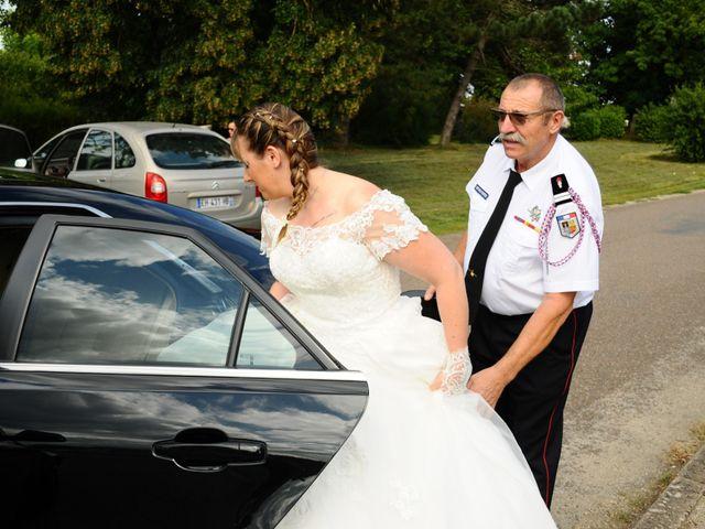 Le mariage de Thibaut et Claire à Beaumotte-lès-Pin, Haute-Saône 31