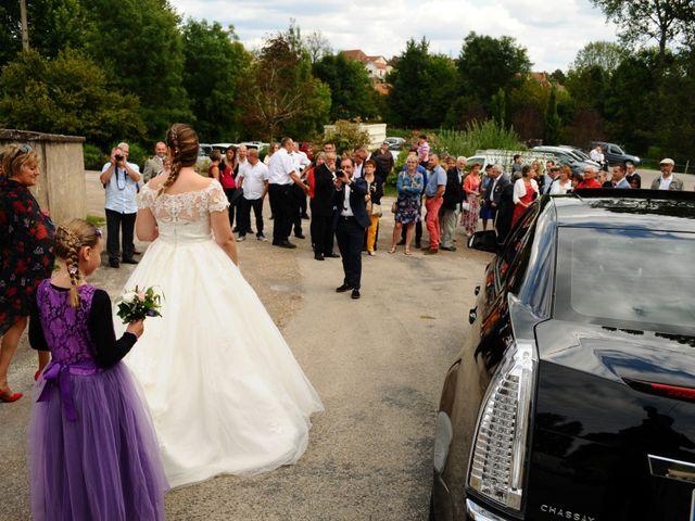 Le mariage de Thibaut et Claire à Beaumotte-lès-Pin, Haute-Saône 33