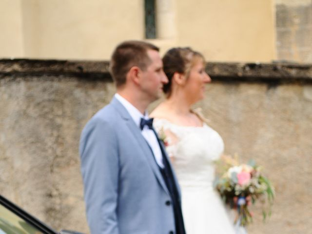 Le mariage de Thibaut et Claire à Beaumotte-lès-Pin, Haute-Saône 38