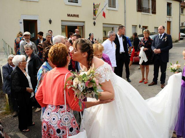 Le mariage de Thibaut et Claire à Beaumotte-lès-Pin, Haute-Saône 40