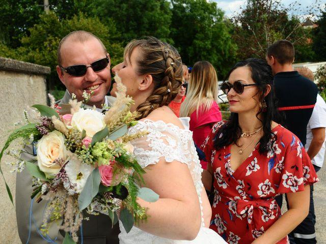 Le mariage de Thibaut et Claire à Beaumotte-lès-Pin, Haute-Saône 42