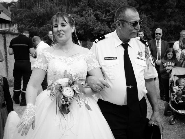 Le mariage de Thibaut et Claire à Beaumotte-lès-Pin, Haute-Saône 43