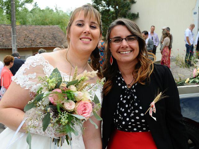Le mariage de Thibaut et Claire à Beaumotte-lès-Pin, Haute-Saône 47