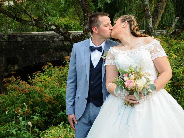 Le mariage de Thibaut et Claire à Beaumotte-lès-Pin, Haute-Saône 52