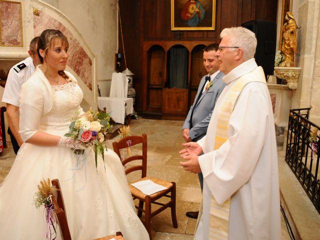 Le mariage de Thibaut et Claire à Beaumotte-lès-Pin, Haute-Saône 57