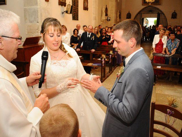 Le mariage de Thibaut et Claire à Beaumotte-lès-Pin, Haute-Saône 61