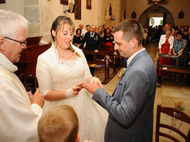 Le mariage de Thibaut et Claire à Beaumotte-lès-Pin, Haute-Saône 62