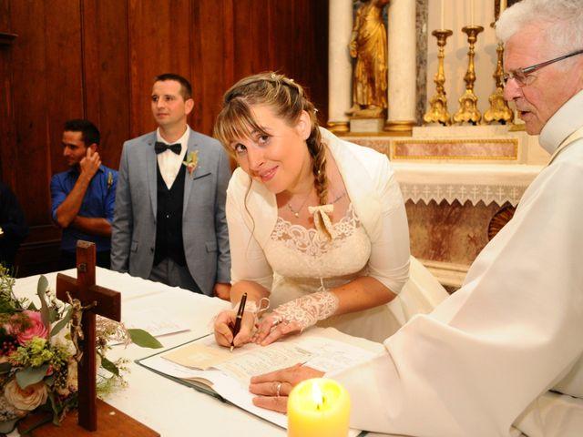 Le mariage de Thibaut et Claire à Beaumotte-lès-Pin, Haute-Saône 63