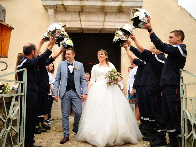 Le mariage de Thibaut et Claire à Beaumotte-lès-Pin, Haute-Saône 68