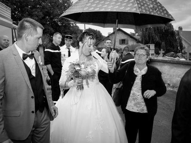 Le mariage de Thibaut et Claire à Beaumotte-lès-Pin, Haute-Saône 71