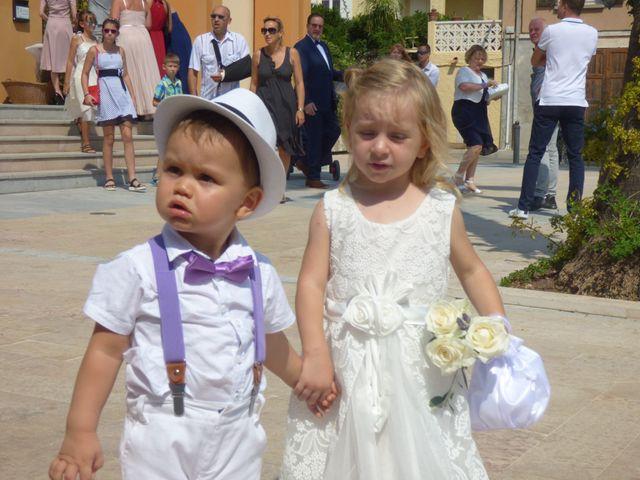 Le mariage de Cédric et Alexandra à La Londe-les-Maures, Var 3