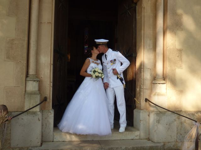Le mariage de Cédric et Alexandra à La Londe-les-Maures, Var 4