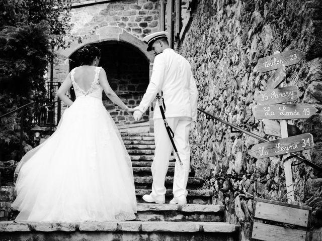Le mariage de Cédric et Alexandra à La Londe-les-Maures, Var 15