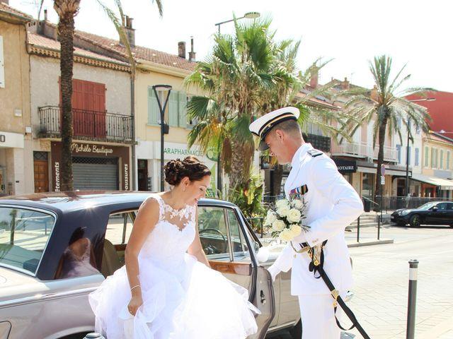 Le mariage de Cédric et Alexandra à La Londe-les-Maures, Var 17