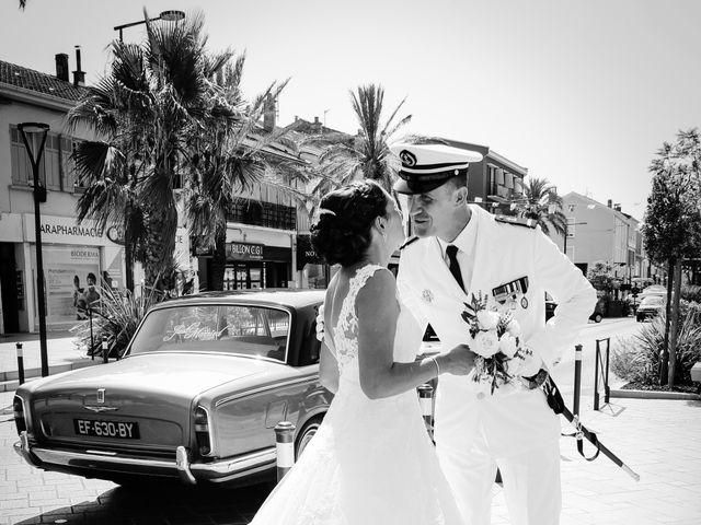 Le mariage de Cédric et Alexandra à La Londe-les-Maures, Var 18