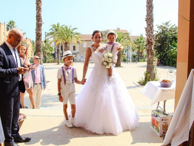 Le mariage de Cédric et Alexandra à La Londe-les-Maures, Var 20