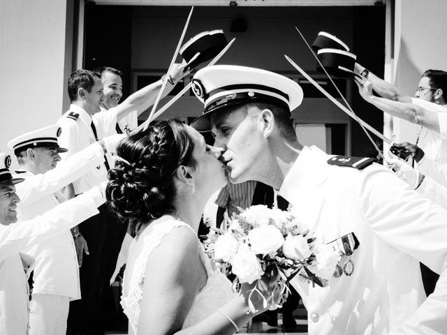 Le mariage de Cédric et Alexandra à La Londe-les-Maures, Var 1