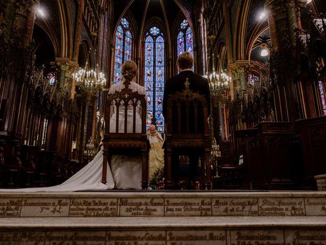 Le mariage de Valentin et Caroline à Bonsecours, Seine-Maritime 8