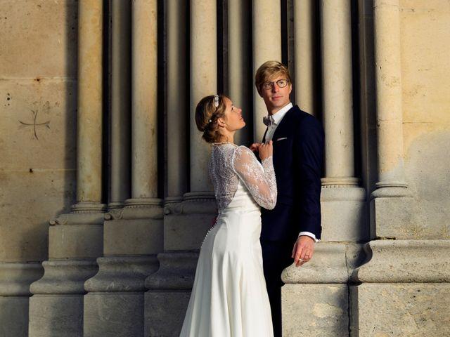Le mariage de Valentin et Caroline à Bonsecours, Seine-Maritime 14