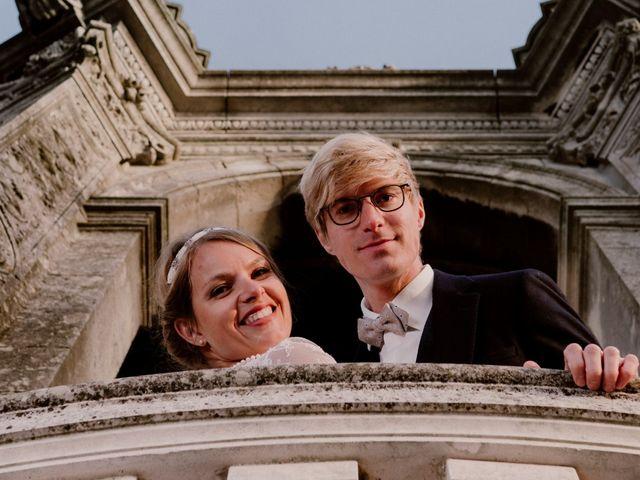 Le mariage de Valentin et Caroline à Bonsecours, Seine-Maritime 15