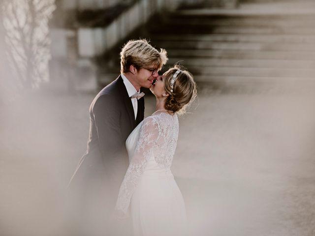 Le mariage de Valentin et Caroline à Bonsecours, Seine-Maritime 16