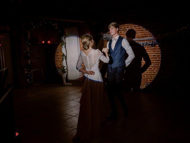 Le mariage de Valentin et Caroline à Bonsecours, Seine-Maritime 22