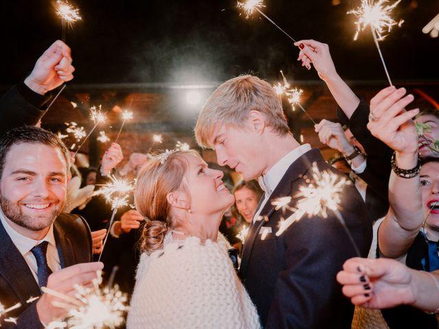 Le mariage de Valentin et Caroline à Bonsecours, Seine-Maritime 23