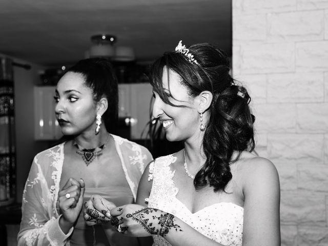 Le mariage de Fessel et Imane à Cuers, Var 4