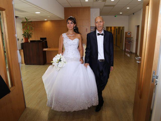 Le mariage de Fessel et Imane à Cuers, Var 8