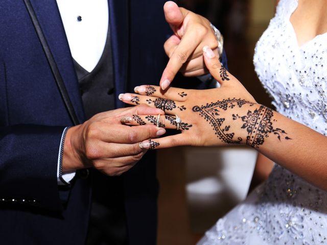 Le mariage de Fessel et Imane à Cuers, Var 10