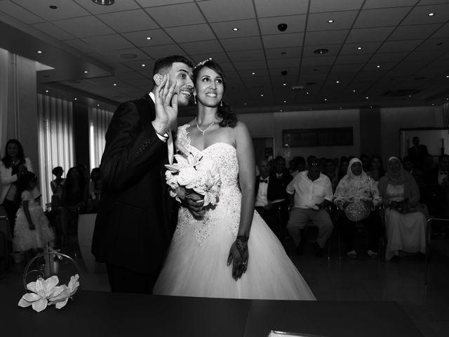 Le mariage de Fessel et Imane à Cuers, Var 11