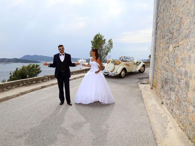 Le mariage de Fessel et Imane à Cuers, Var 15