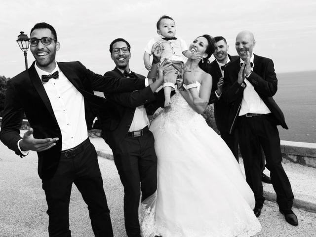 Le mariage de Fessel et Imane à Cuers, Var 16