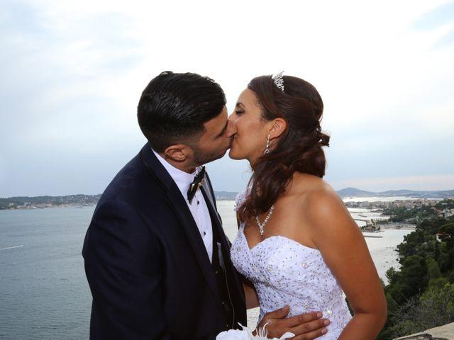 Le mariage de Fessel et Imane à Cuers, Var 17