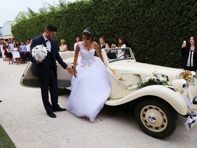 Le mariage de Fessel et Imane à Cuers, Var 21