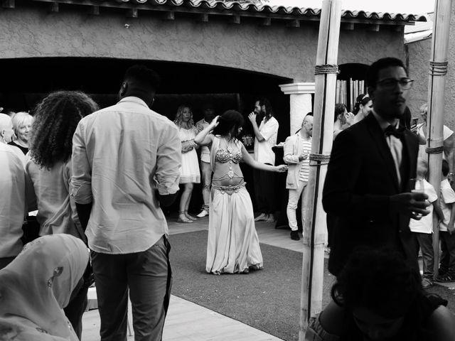 Le mariage de Fessel et Imane à Cuers, Var 23