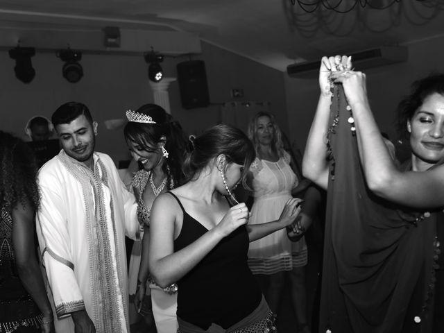 Le mariage de Fessel et Imane à Cuers, Var 38