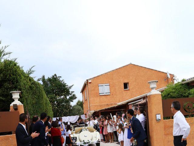 Le mariage de Fessel et Imane à Cuers, Var 20
