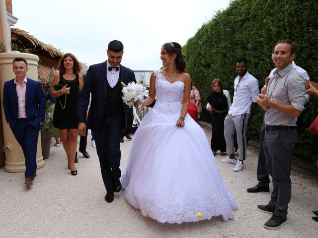 Le mariage de Fessel et Imane à Cuers, Var 22