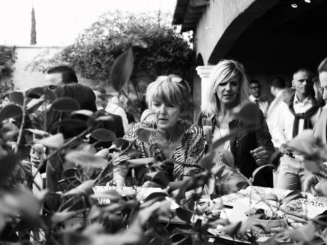 Le mariage de Fessel et Imane à Cuers, Var 40