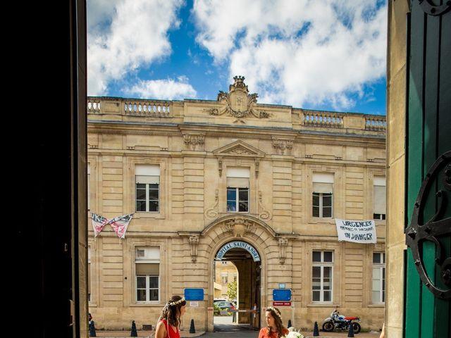 Le mariage de Louis et Solène à Bordeaux, Gironde 13