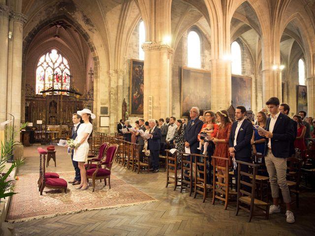 Le mariage de Louis et Solène à Bordeaux, Gironde 15