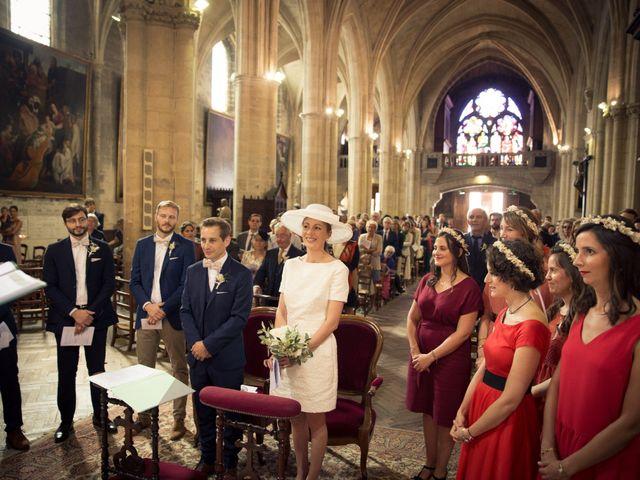 Le mariage de Louis et Solène à Bordeaux, Gironde 16