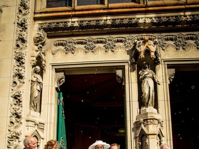 Le mariage de Louis et Solène à Bordeaux, Gironde 22