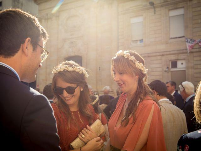 Le mariage de Louis et Solène à Bordeaux, Gironde 28